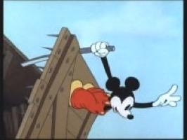 ミッキーの造船技師